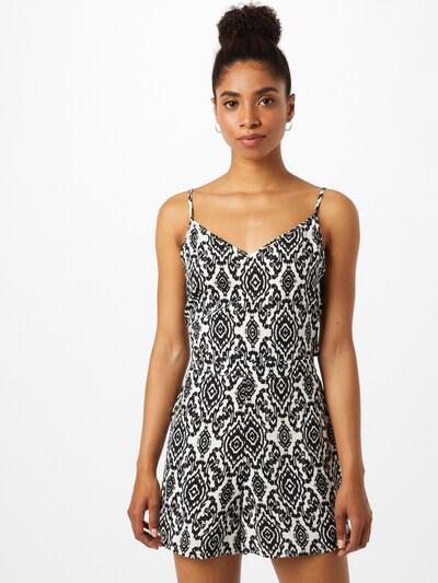 Tuta jumpsuit 'NOVA' ONLY di colore nero / bianco, Visualizzazione modelli