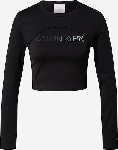 Tricou funcțional Calvin Klein Performance pe negru, Vizualizare produs