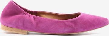 COX faltbare Ballerinas in 39 in Pink