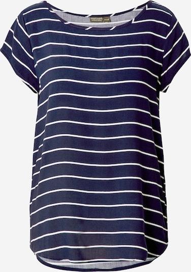 Eight2Nine T-shirt en bleu marine / blanc, Vue avec produit