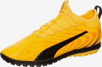 PUMA Puma ONE 20.3 TT Fußballschuh Herren in gelb / schwarz, Produktansicht