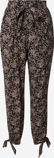 American Eagle Pantalon à pince en marron / noir, Vue avec produit