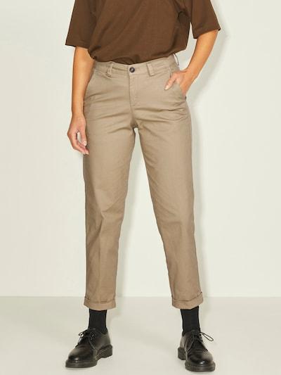 JJXX Chino kalhoty 'JXELLA' - béžová / hnědá, Model/ka