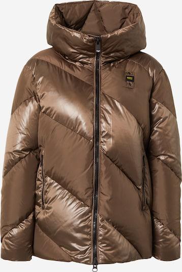 Blauer.USA Ziemas jaka, krāsa - brūns, Preces skats