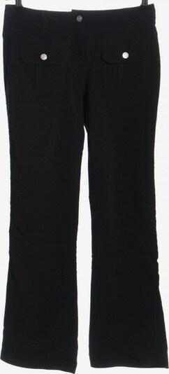 Identic Stoffhose in S in schwarz, Produktansicht
