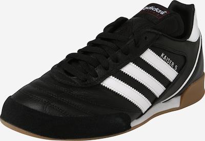 ADIDAS PERFORMANCE Zapatos de fútbol 'KAISER 5 GOAL' en negro / blanco, Vista del producto