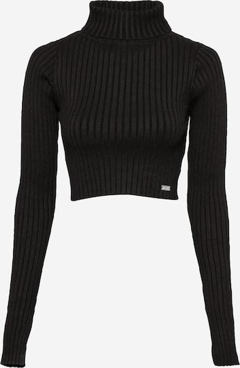 Pullover 'Remi' Worst Behavior di colore nero, Visualizzazione prodotti
