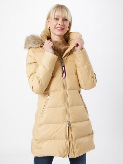 Žieminis paltas iš TOMMY HILFIGER , spalva - geltona, Modelio vaizdas