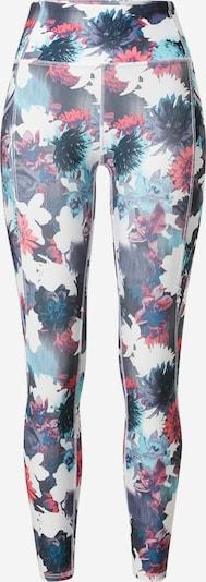 Marika Workout Pants 'SIA' in Night blue / Dark grey / Petrol / Salmon / White, Item view