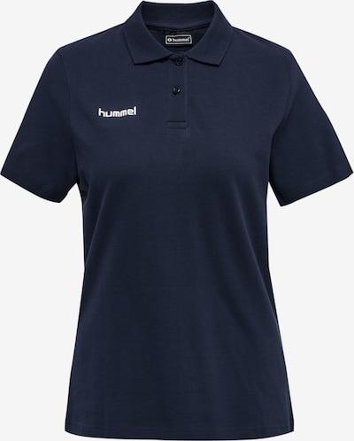 Hummel Shirt in marine blue, Item view