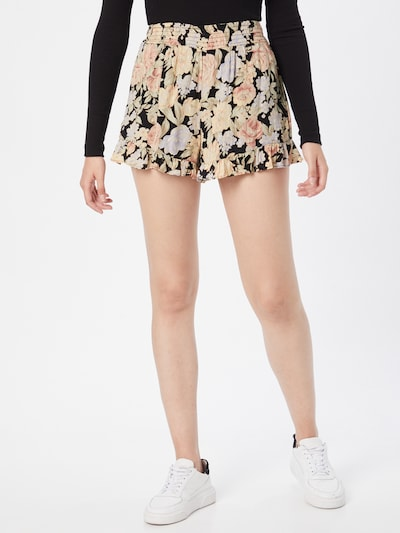 American Eagle Shorts in mischfarben, Modelansicht