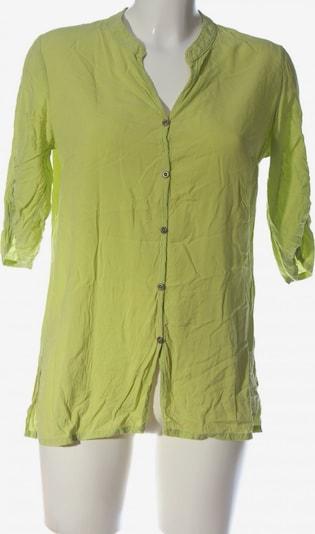 Doris Streich Hemd-Bluse in S in grün, Produktansicht