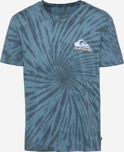 QUIKSILVER Sportіhirt 'EQYZT06343' in blau / pastellblau / pastellorange / weiß, Produktansicht
