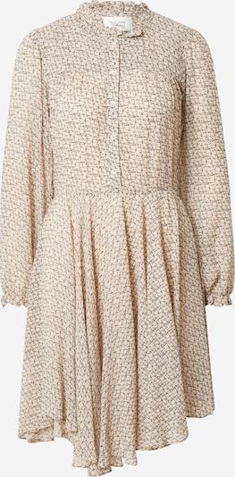 SECOND FEMALE Robe-chemise en beige / noir, Vue avec produit