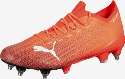 PUMA Voetbalschoen 'ULTRA 1.1 ' in de kleur Sinaasappel / Zwart, Productweergave