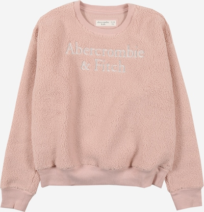 Abercrombie & Fitch Sweater in silver grey / dark pink, Item view
