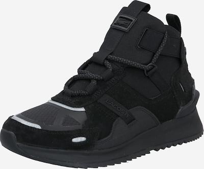 LACOSTE Sneaker in grau / schwarz, Produktansicht