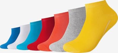camano Socks 'Charlie' in Lemon yellow, Item view