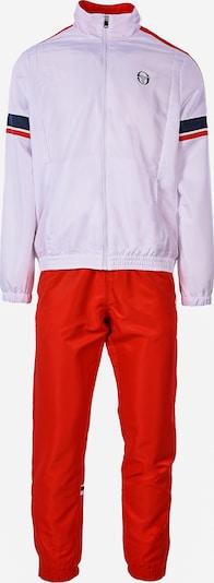 Sergio Tacchini Trainingsanzug 'Cryo' in marine / rot / weiß, Produktansicht