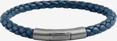 Tateossian London Armband in taubenblau, Produktansicht