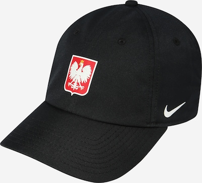 Șapcă sport 'Poland Heritage' NIKE pe roșu / negru / alb, Vizualizare produs