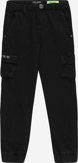 Pantaloni 'YUKON' Cars Jeans pe negru, Vizualizare produs