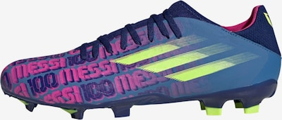 ADIDAS PERFORMANCE Fußballschuh in blau / neongrün / lila / pink, Produktansicht