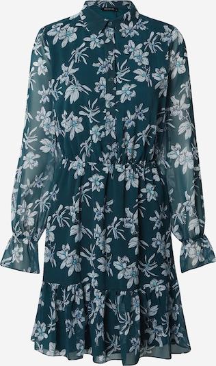 Trendyol Kleid in türkis / grau / schwarz, Produktansicht