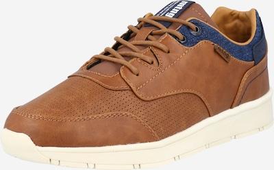 Sneaker bassa 'BALTIMORE' MTNG di colore blu denim / marrone, Visualizzazione prodotti
