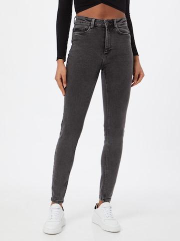 Noisy may Jeans 'CALLIE' in Zwart