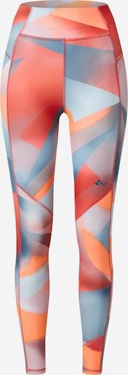 ONLY PLAY Pantalón deportivo 'FIMAL' en azul claro / petróleo / lila pastel / coral / rojo anaranjado, Vista del producto