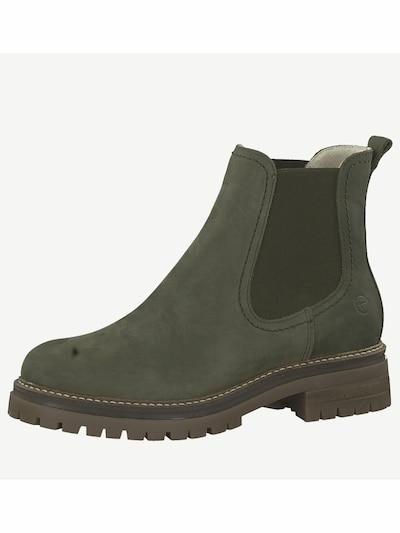 TAMARIS Chelsea Boot in grün, Produktansicht