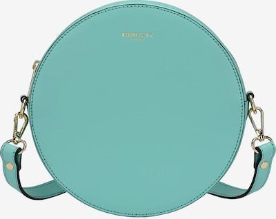 Crickit Round Bag Capri Round Bag in blau / türkis / grün, Produktansicht