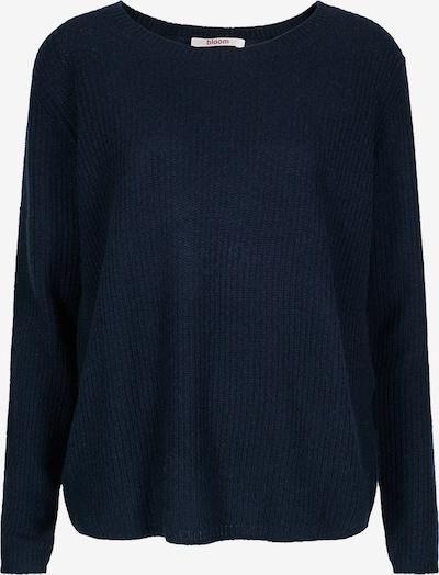 BLOOM Pullover in blau / marine / navy, Produktansicht