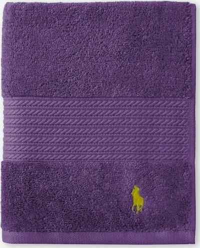 Ralph Lauren Duschtuch PLAYER in lila, Produktansicht