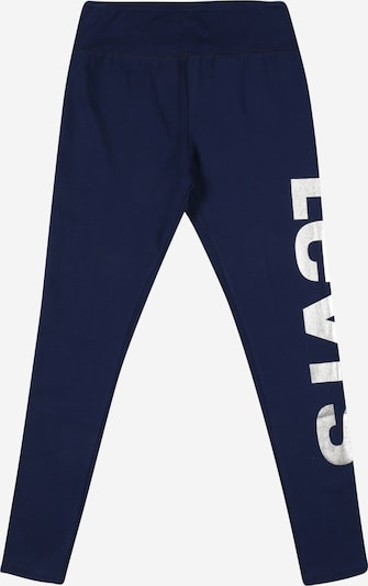LEVI'S Leggings in de kleur Donkerblauw / Wit, Productweergave