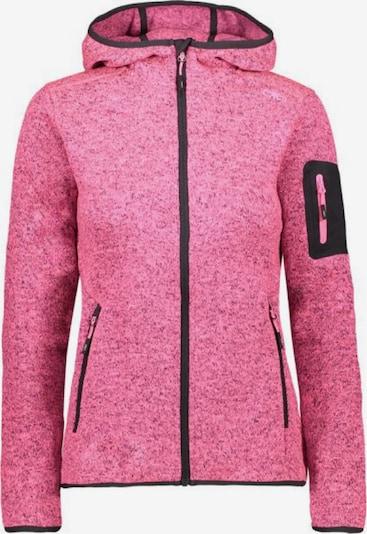 CMP Jacke ' Zip Hoodie ' in pink, Produktansicht