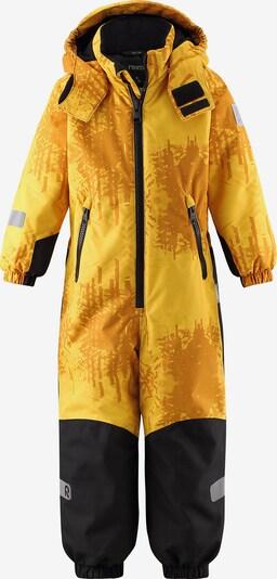 Reima Schneeanzug in blau / gelb, Produktansicht