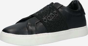 Calvin Klein Slip-Ons in Black