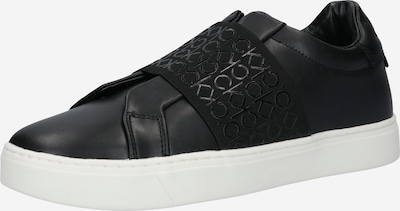 Calvin Klein Slip on boty - černá / bílá, Produkt