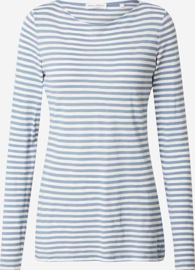 Marc O'Polo Shirt in Light blue / White, Item view