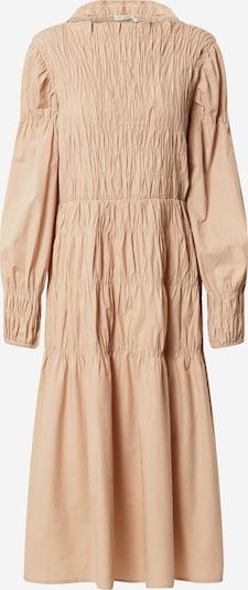 Love Copenhagen Robe 'Begie' en beige, Vue avec produit