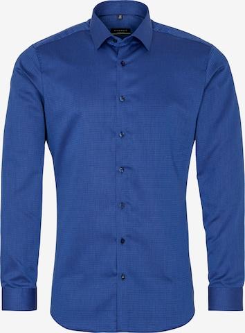 ETERNA Hemd 'SUPER SLIM' in Blau