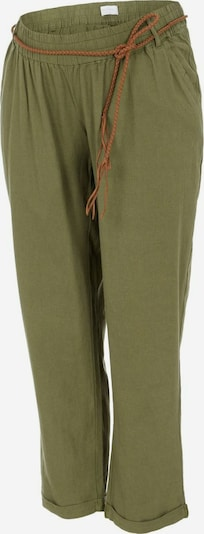 Mamalicious Curve Hose in braun / khaki, Produktansicht