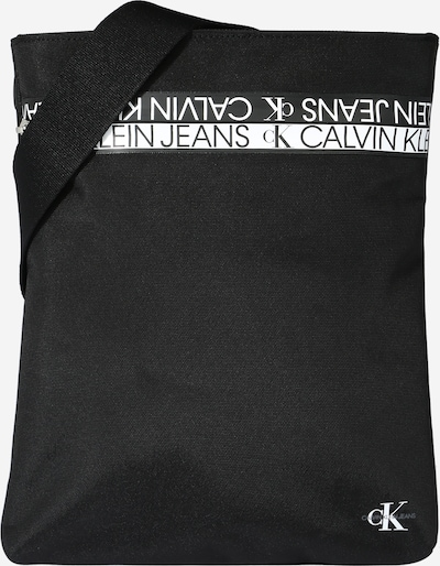 Calvin Klein Jeans Taška cez rameno - čierna / biela, Produkt