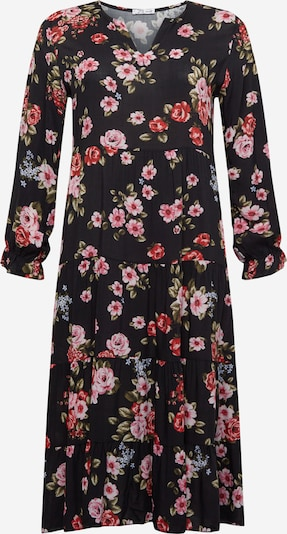 Z-One Dress 'Estelle' in Green / Pink / Red / Black, Item view