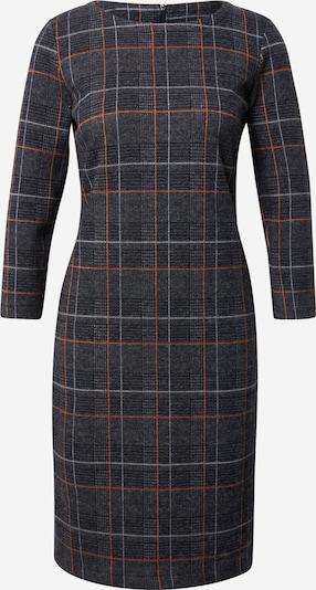 MORE & MORE Oprijeta obleka | marine / svetlo modra / pegasto siva / oranžna / črna barva, Prikaz izdelka
