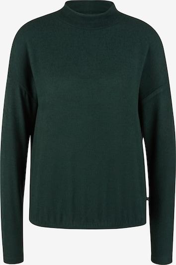Q/S designed by Shirt in grünmeliert, Produktansicht