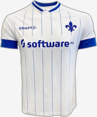 Craft Funktionsshirt 'SV Darmstadt 98' in blau / weiß, Produktansicht