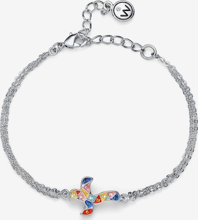 Oliver Weber Armband 'Gaudi Croix' in mischfarben: Frontalansicht